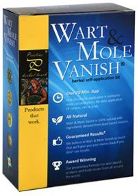 Wart Mole Vanish Cream