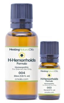 h hemorrhoids formula