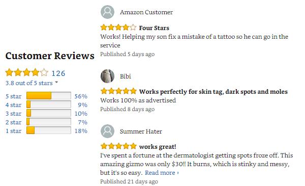 spot eraser pro reviews