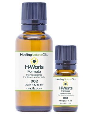 H warts Formula